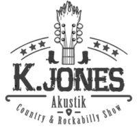 Das Logo des Musikers K. jones