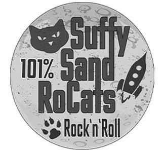 "Logo ""Suffy Sand Rocats"""