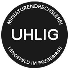 Logo der Miniaturendrechlerei Uhlig